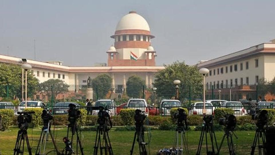 Supreme Court's stern warning for news channels, websites
