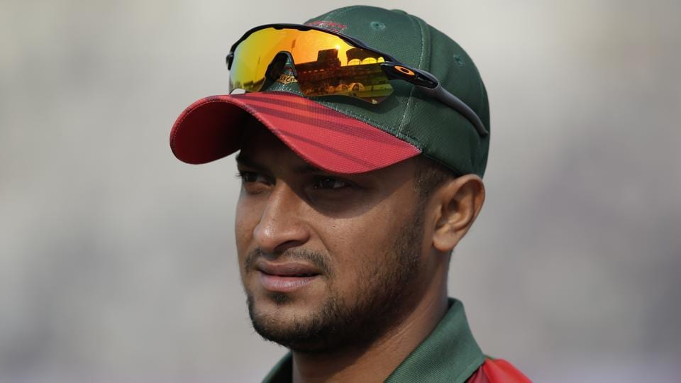 Shakib Al Hasan had injured his finger during the tri-series final against Sri Lanka on January 27, which had also ruled him out for the Tests and ODIs against them at home.