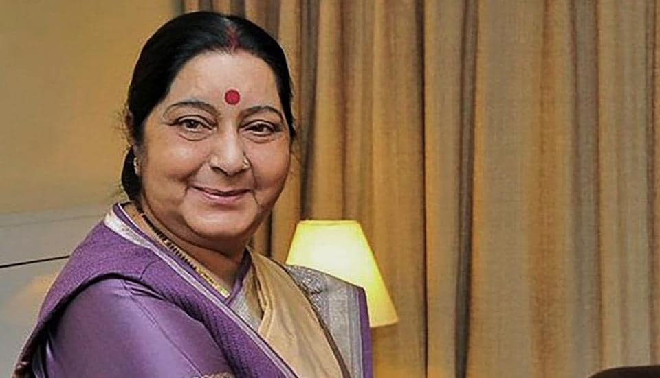 External affairs minister Sushma Swaraj said the standoff between the Indian and Chinese armies in the Doklam area of Bhutan started when the Chinese side tried to alter the status quo by building a road in the area in violation of its understandings with both the countries.