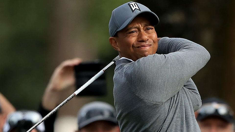 Tiger Woods: Odds slashed as American cut to favourite for Masters 2018