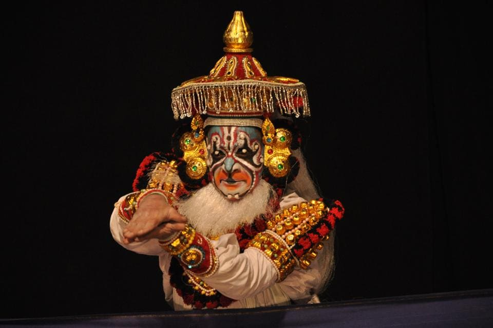 Yakshagana,Dance,Musical