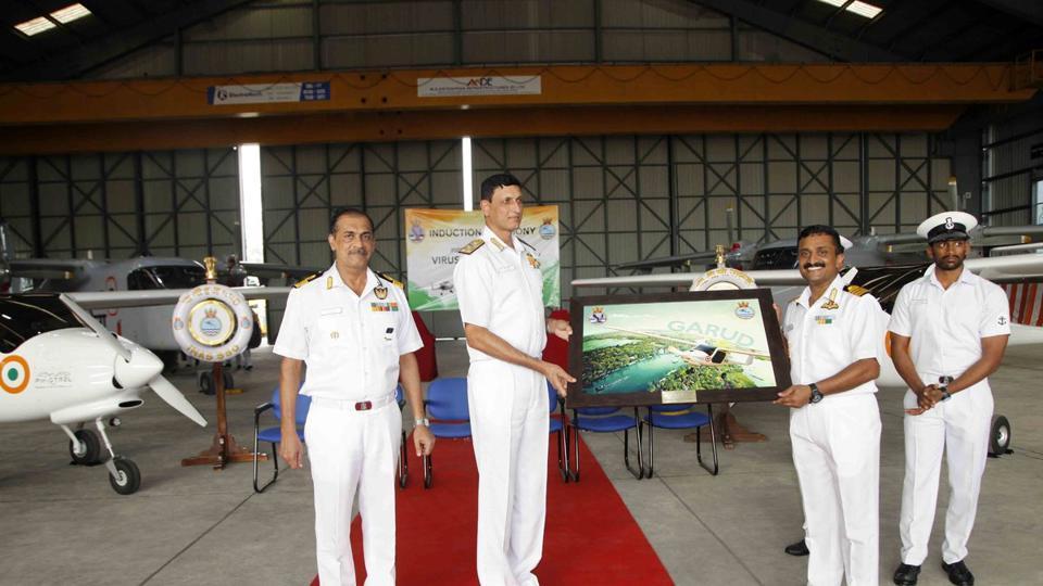 Microlight aircraft,Indian Naval Air Squadron,INAS 550