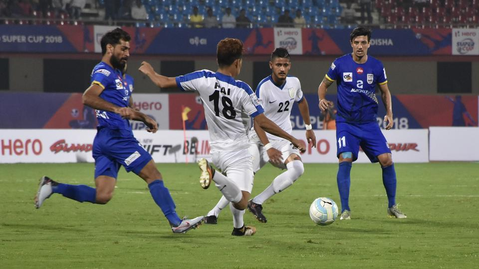Mumbai City FC defeated Indian Arrows in their Super Cup encounter in Bhubaneswar on Friday.