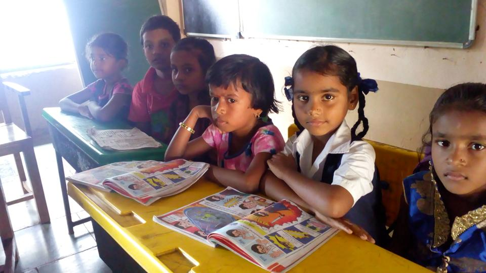 The 21-day Swachh Aadat campaign by HUL aims to teach children in the age group of 5 to 10 the importance of hygiene.