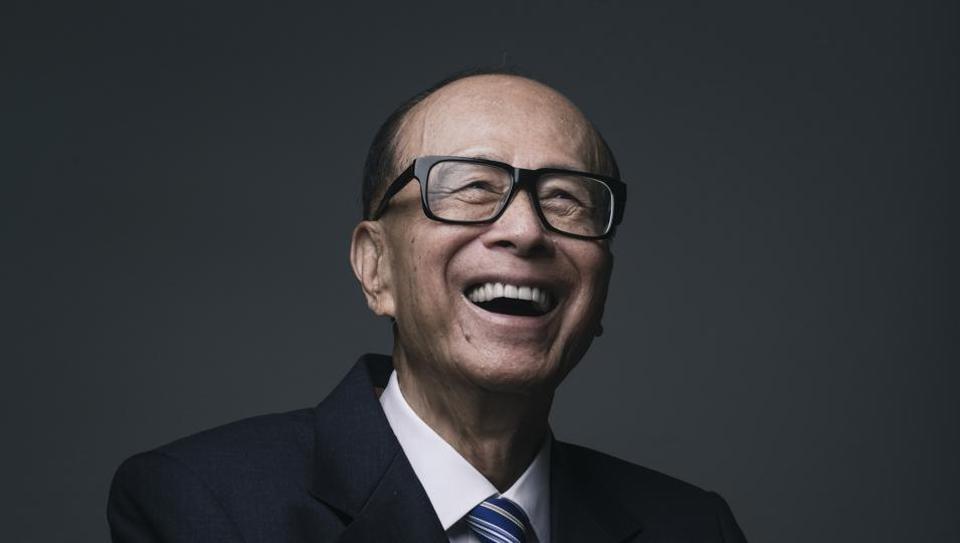 Li Ka-shing,Hong Kong,Hong Kong billionaire