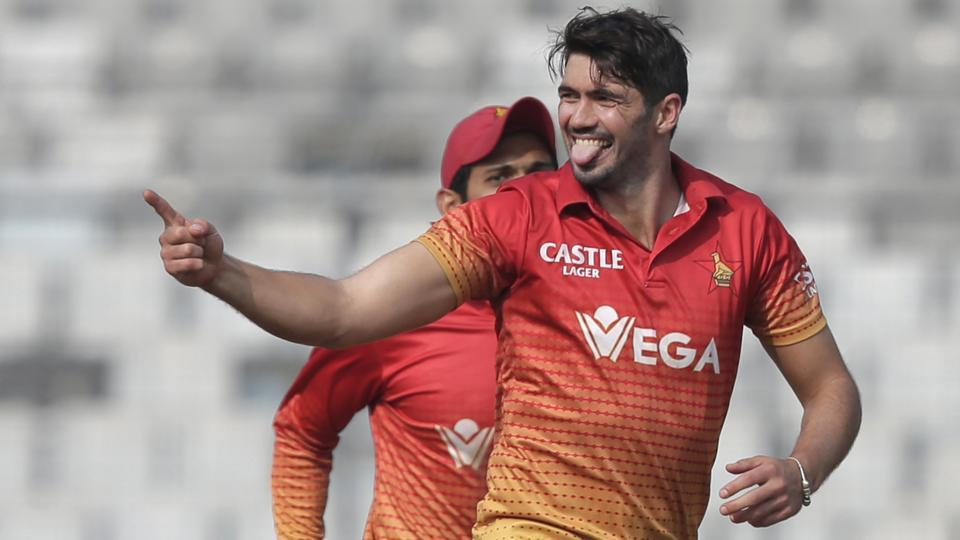 Zimbabwe hammer sorry Ireland in ICC World Cup qualifiers