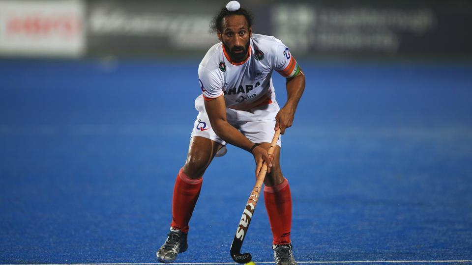Sardar Singh,David John,Hockey India