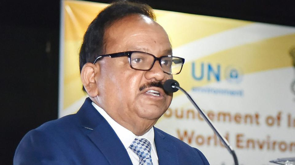 Science and technology minister Harsh Vardhan said astrophysicist Stephen Hawking had said Vedic theories were superior to Einstein's famous equation: e=mc2.