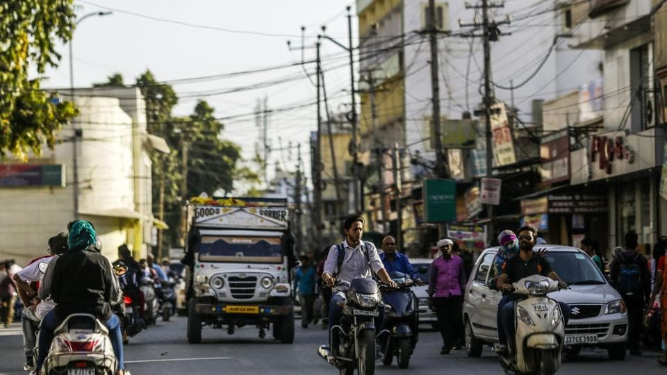 India's lethargic bureaucracy is content to build standard PWD housing, live with bare mountains, and take the easiest route to construct highways. The ugly rural sprawl so evident throughout India is the inevitable outcome of lethargic planning