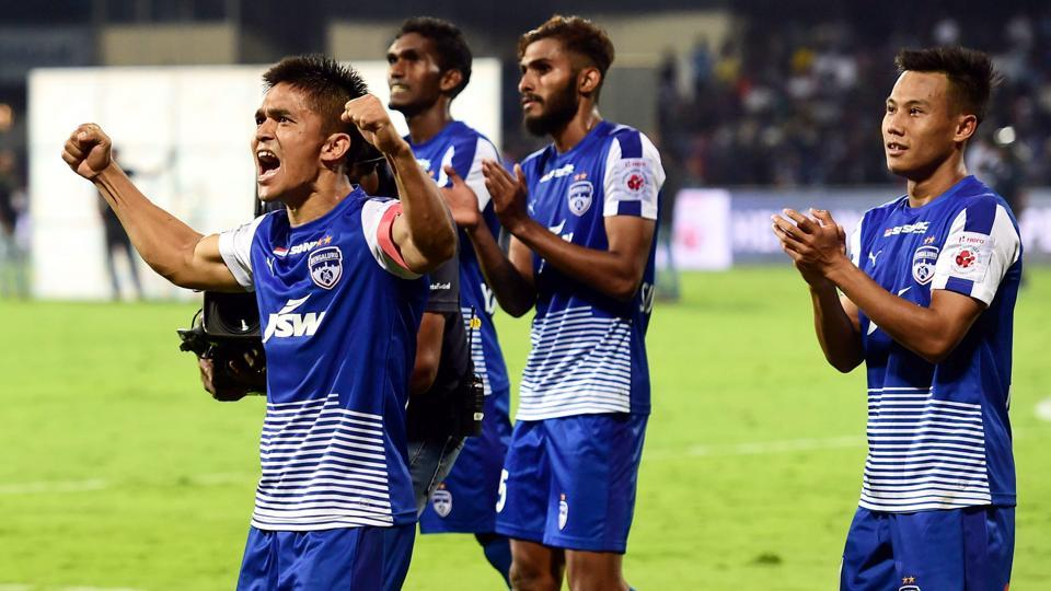 Bengaluru FC,Chennaiyin FC,Indian Super League