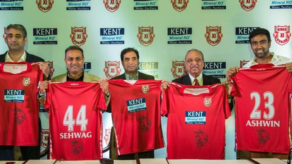 Kings XI has requested the BCCI to shift two of its IPL home games.