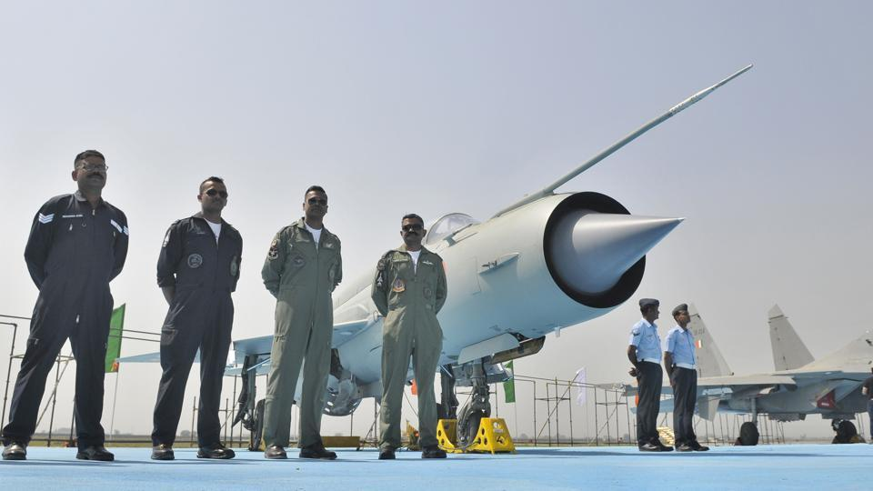 Halwara airbase,Royal Air Force Airfield,Indo-Pak conflict