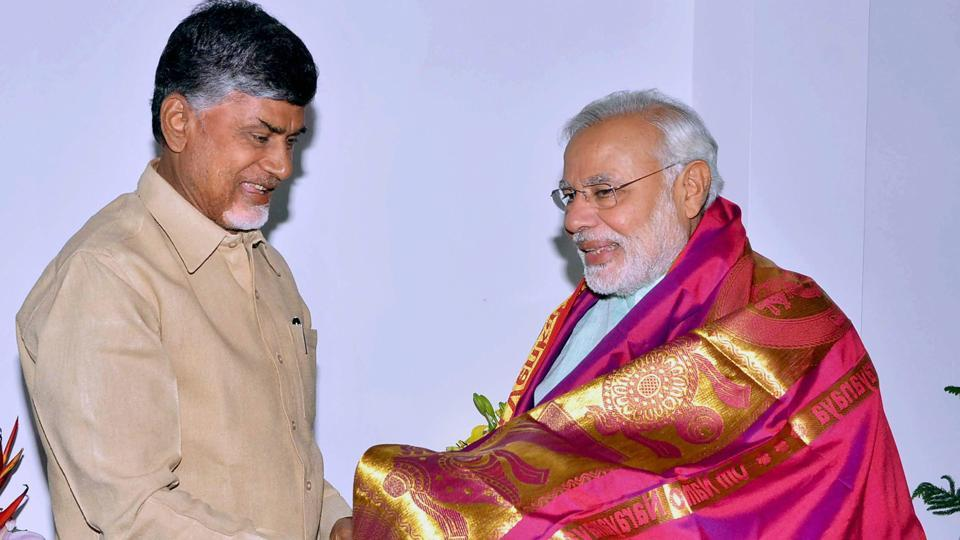 Andhra special status,TDP quits NDA,TDP