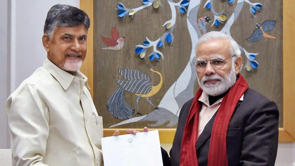 According to Chief Minister Chandrababu Naidu, his state deserves to be treated as a special case so that it gets more central funds.