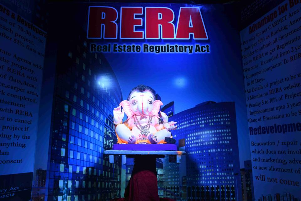 The government of India enacted the Real Estate (Regulation and Development) Act 2016 (Rera Act) to ensure transparency and efficiency in real estate sector in regards to sale of plots, apartments, buildings or real estate projects along with protecting the interest of consumers in the real estate sector.