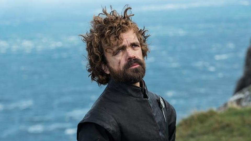 Peter Dinklage in a still from Game Of Thrones.