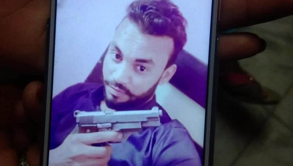 Vijay Singh (23), a resident of Vijay Vihar, was found dead with a gunshot wound to the back of his neck on Thursday night.