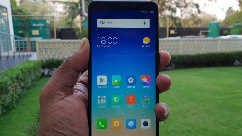 First impressions:Xiaomi Redmi 5