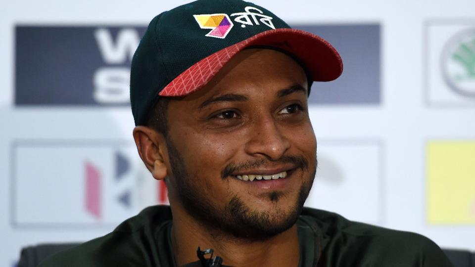 Bangladeshi cricket captain Shakib Al Hasan had just returned  from injury in the match against Sri Lanka in  Nidahas Trophy 2018