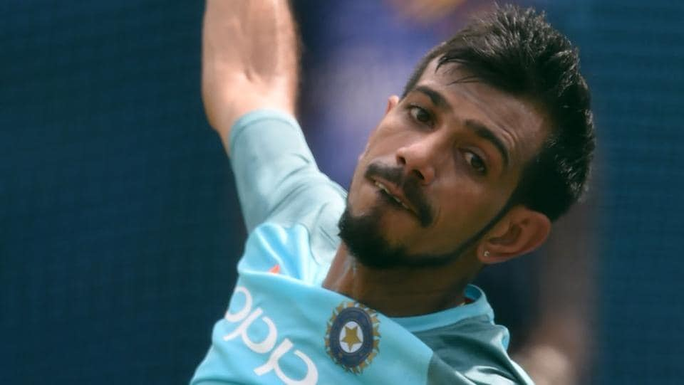 Yuzvendra Chahal could prove to be the difference between the two sides in the final on Sunday. (AFP)