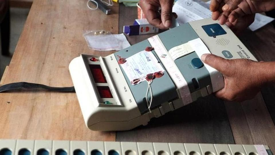 Election Commission,EVMs,Ballot papers