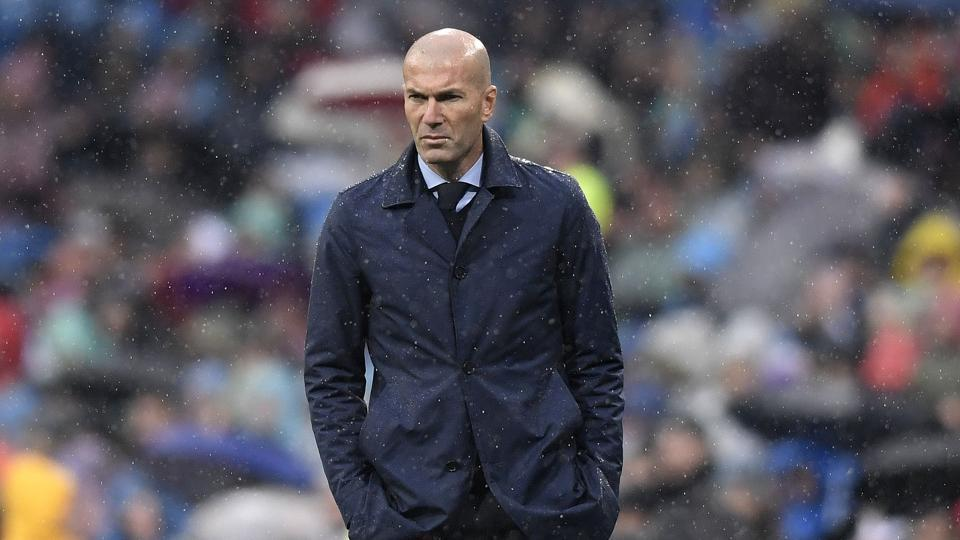Real Madrid coach Zinedine Zidane had been a part of Juventus during his playing days.