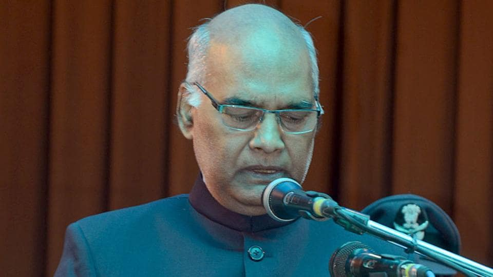 File photo of President Ram Nath Kovind.