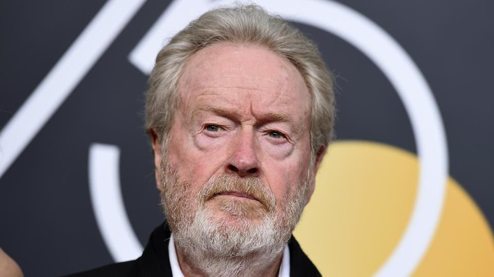 (File) Film director Ridley Scott will also produce Queen & Country with Chernin Entertainment.