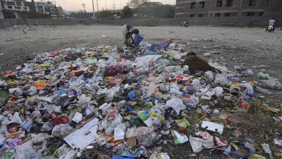 Following demands from residents in this regard, the Noida authority's chief executive officer Alok Tandon inspected the vacant land and asked the staff to address the residents' issues pertaining to sanitation problem.