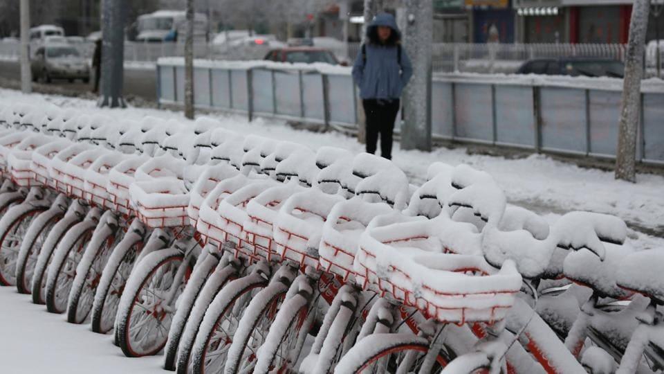 Snowfall,Beijing snowfall,Beijing dry spell