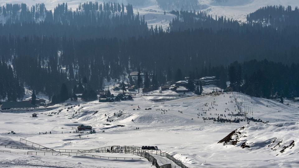 Avalanche in J-K,Avalanche warning,Jammu and Kashmir