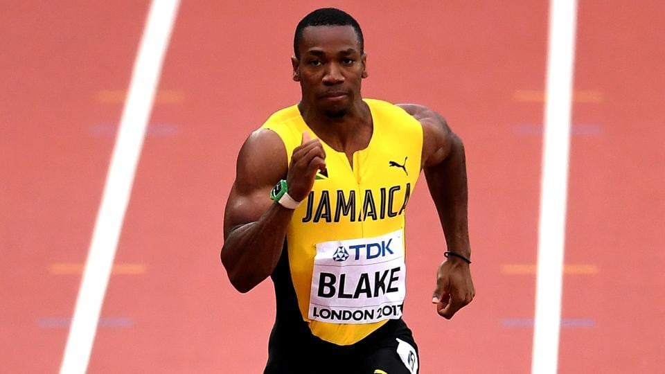Yohan Blake,Commonwealth Games,Commonwealth Games 2018
