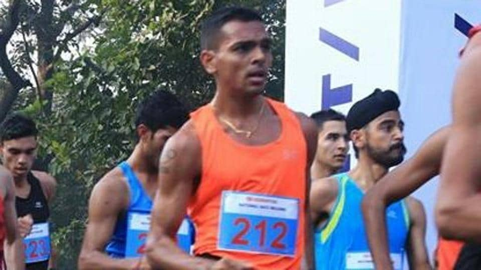 Neeraj Rathi finished fourth in the Asian 20 km Race Walking Championships.