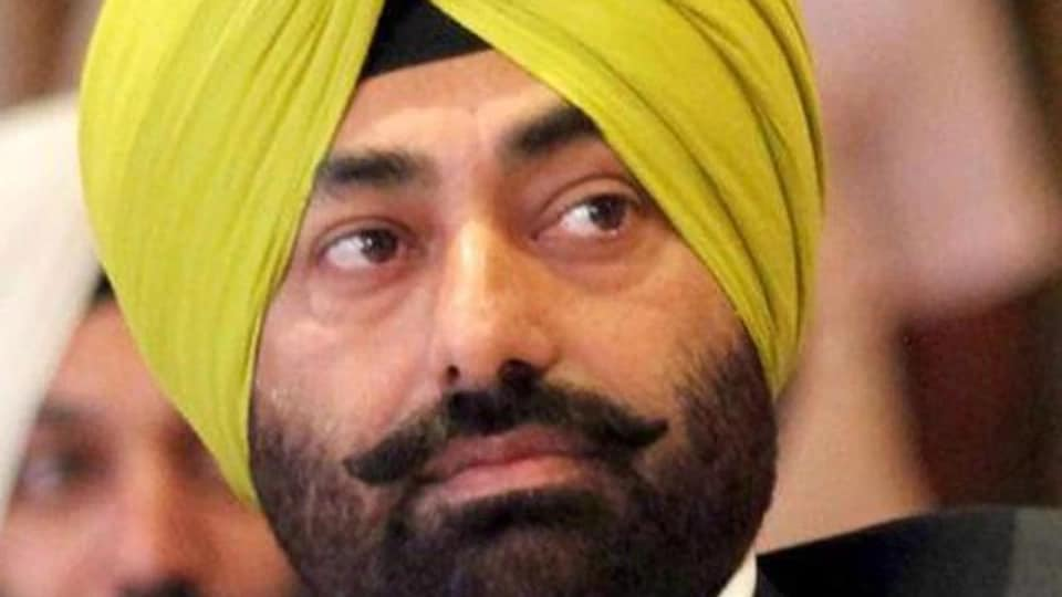 AAP MLA and leader of opposition in Punjab assembly Sukhpal Singh Khaira