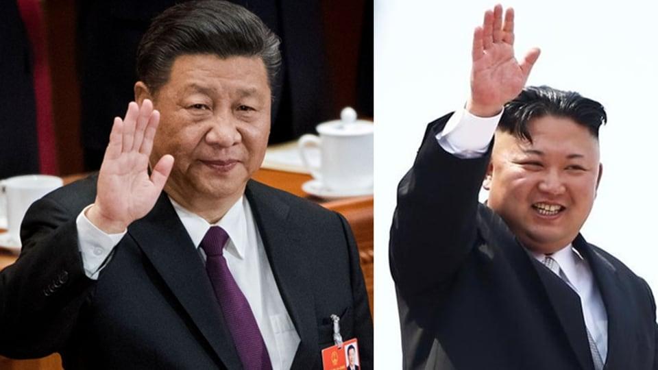 Kim Jong Un,Xi Jinping,Xi Jinping re-election