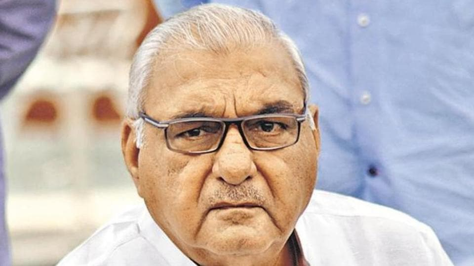 The Rs 1,500-crore alleged scam pertains to misuse of the Land Acquisition Act. The CBI in its voluminous challan on February 2, charged Hooda, his aides and reality firms with criminal conspiracy and fraud.