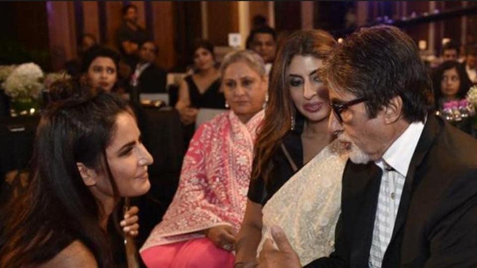 Amitabh, Abhishek Bachchan share adorable pics with Shweta ...