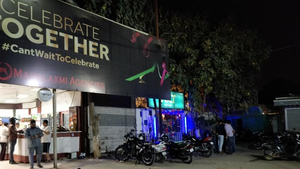 Liquor Shop,DLF,Excise Gurgaon