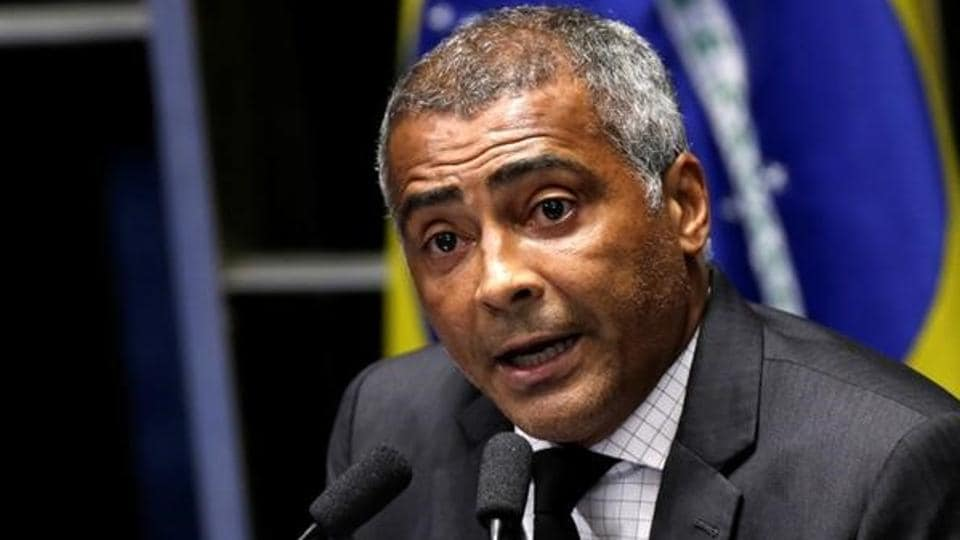 Romario is in the running for the post of governor in Rio de Janeiro.