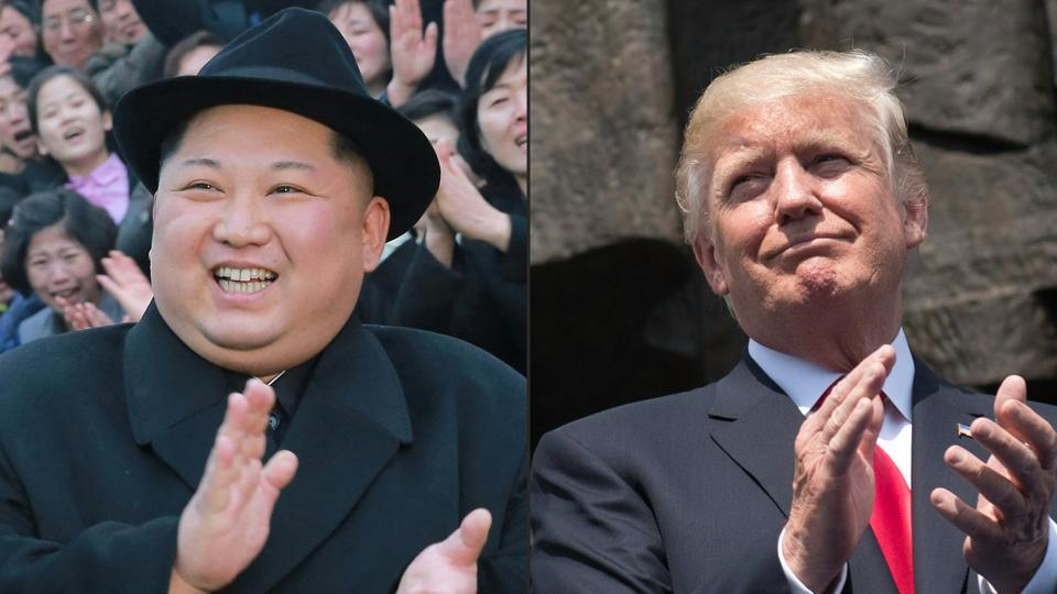 Trump-Kim summit,Donald Trump,Kim Jong Un