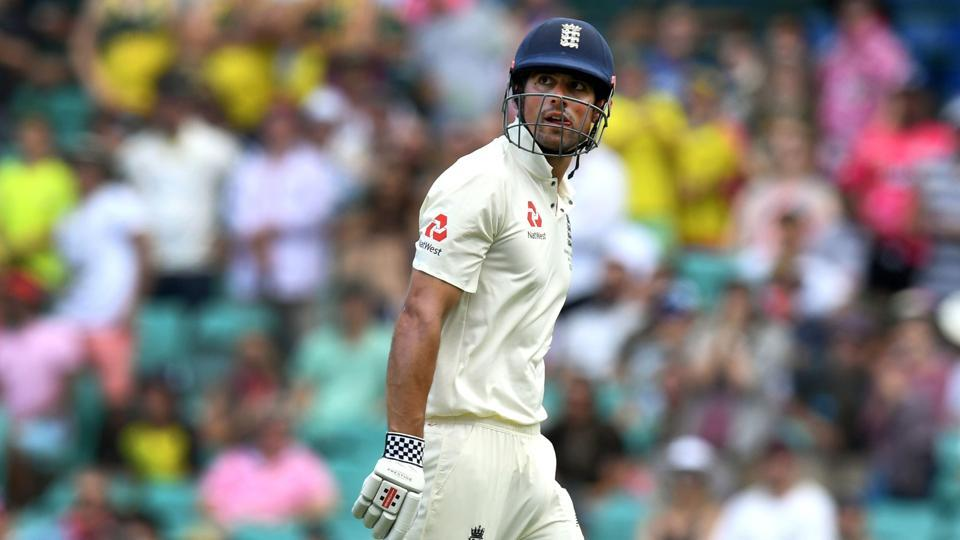 Alastair Cook,Ashes 2017-18,Ashes