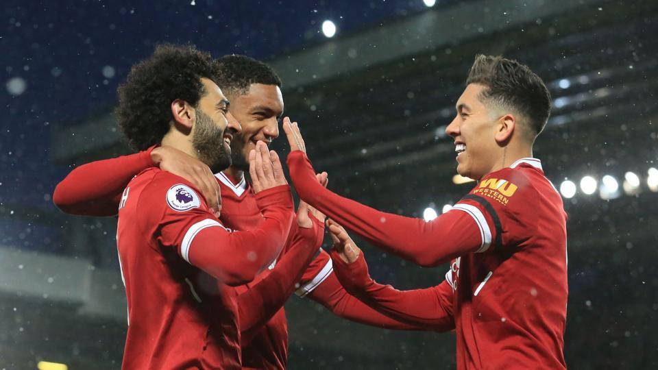 Mohamed Salah,Premier League,Liverpool FC
