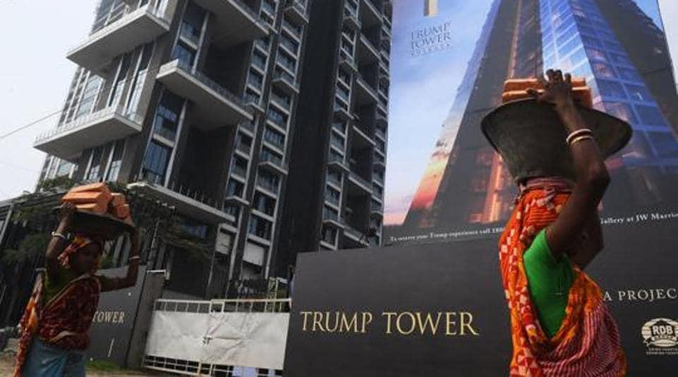 Trump Tower,Gurgaon,Donald Trump Jr