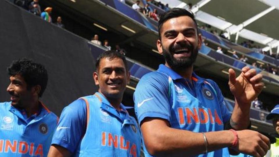 Virat Kohli,MS Dhoni,Indian cricket team