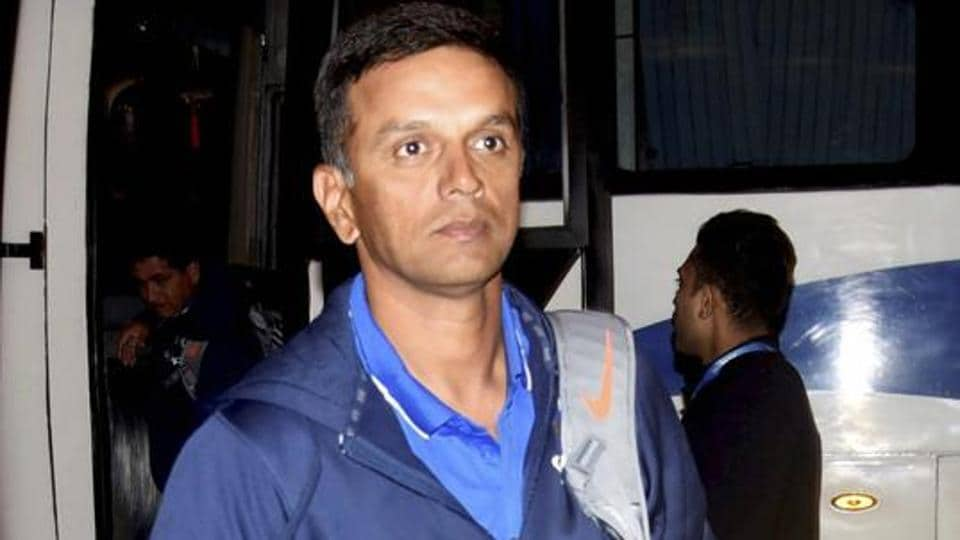 Rahul Dravid Files Police Complaint Against Bengaluru-Based Ponzi Firm