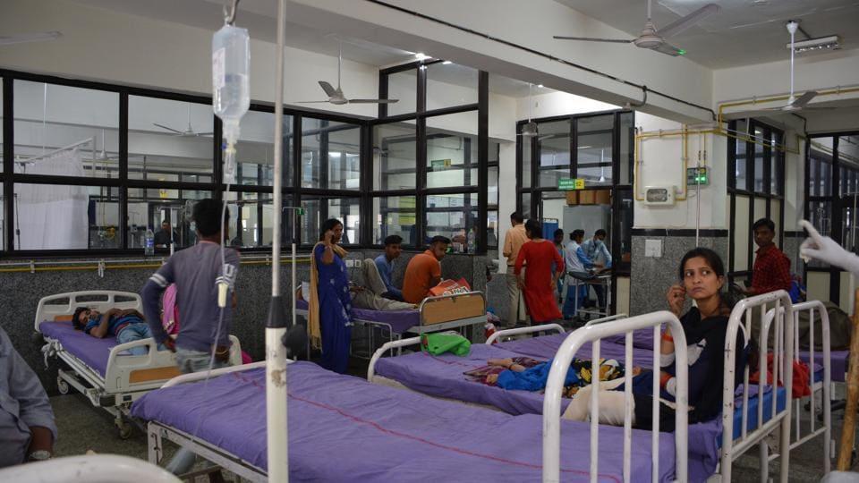trauma centre,accident victims,Panchkula general hospital