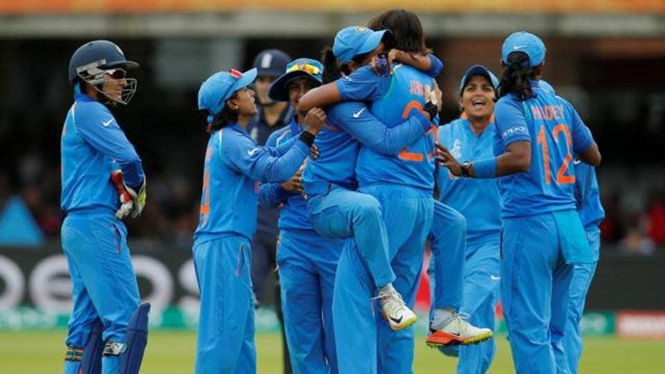 The Indian women's cricket team lost to Australia at Vadodara on Sunday.