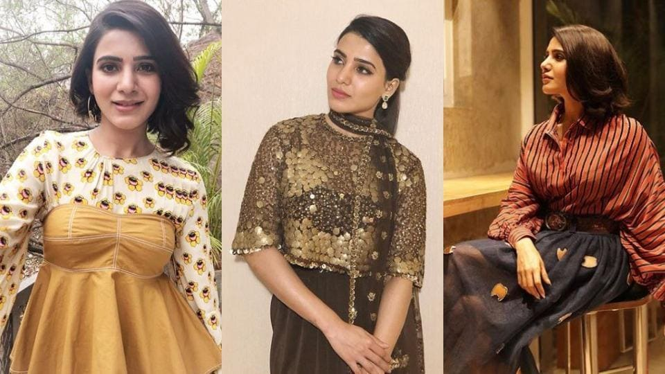 Read on to see Samantha Akkineni's cool, ladylike style from all angles because you'll want to keep an eye on fashion's newest It-girl.