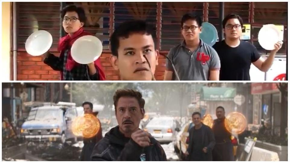 Avengers vs Avengers: Can you spot the difference?