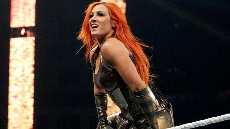 Becky Lynch,WWE,World Wrestling Entertainment